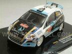 【送料無料】模型車 モデルカー スポーツカーフィアットグランデプント#スーザウェールズラリーネットワークfiat grande punto s2000 32 b sousaj carvalho wales rally gb 143 ixo ram403