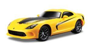【送料無料】模型車 モデルカー スポーツカースケールmaisto scale 1 24 034;srt viper gts car