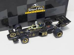 車・バイク, レーシングカー  lotus 72e 1973 f1 ronnie peterson exoto 118 scale senna