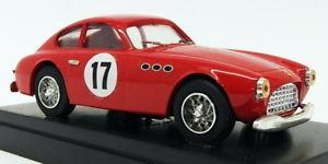 【送料無料】模型車 モデルカー スポーツカースケールモデルカーフェラーリクーペツールドフランスprogetto k 143 scale model car 036 ferrari 225 coupe tour de france 1952