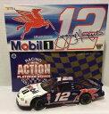 【送料無料】模型車モデルカースポーツカーアクションジェレミーメイフィールド#モービルレーシングフォードaction 124 1998 jeremy mayfield 12 mobil 1 racing nascar ford taurus