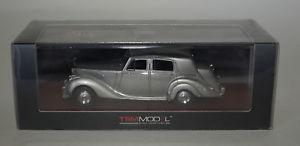 【送料無料】模型車 モデルカー スポーツカーシルバーロールスロイスtruescale miniatures tsm114320 1949 rolls royce silver dawn in silver in 143