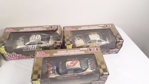 【送料無料】模型車 モデルカー スポーツカースケール##3 50th anniversary nascar 124 scale cars 40 30 9 in boxes 1 of 2500