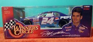 【送料無料】模型車 モデルカー スポーツカージェフゴードンサークルペプシモンテカルロスケールjeff gordon 1998 winners circle pepsimonte carlo 124 scale