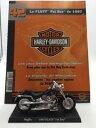【送料無料】模型車モデルカースポーツカーオートバイハーレーダビッドソンファットボーイブックレットminiature motorcycle harley davidson fat boy 1997 118 n4250 booklet