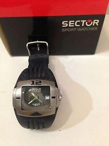 腕時計, 男女兼用腕時計 orologio sector 140 gomma neronuovo