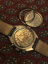 【送料無料】クロノグラフソビエトクロノグラフムーブメントchronograph military soviet cccp poljot sturmanskie cronografo movimento 3133