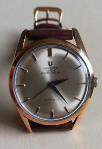 腕時計, 男女兼用腕時計 universal geneve polerouter jet