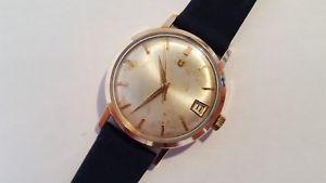 腕時計, 男女兼用腕時計 orologio universal geneve polerouter date watch cal 2152 microtor 28 jewels