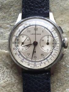 腕時計, 男女兼用腕時計 vintage cronografo heuer leonidas
