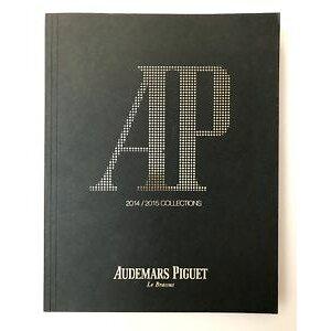 [免费送货]爱彼(Audemars Piguet)书籍目录小册子爱彼(Audemars Piguet libro)ap书籍目录depliant小册子anno 2014 2015