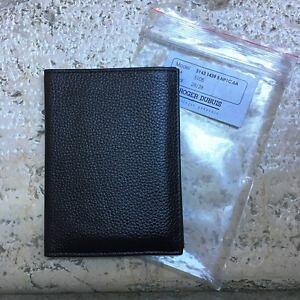 [免费送货]罗杰杜彼名片夹钱包护照号码