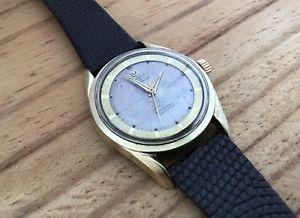 腕時計, 男女兼用腕時計 montre universal genve polerouter microtor caliber 215 vintage watch