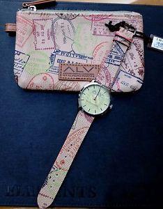 腕時計, 男女兼用腕時計 nuovo orologio alviero martini alv andare lontano viaggiando