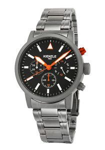 腕時計, 男女兼用腕時計 kienzle kc400 crono flieger uomo militare, kienzle chrono watch