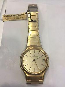 【送料無料】ヴィンテージゴールデンvintage orologio junghans calibro 66722 dorato