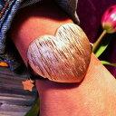 【送料無料】ブレスレット アクセサリ— シルバーユニークデザインブレスレットローズゴールド** rose gold on 925 *hallmarked silver unique design adjustable bracelet