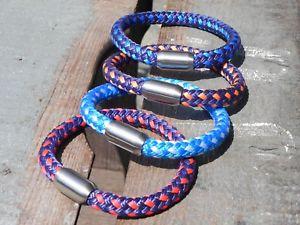 【送料無料】ブレスレット カフロンサイズ bracciale ron a mano, dashell, magnetverschl, div colori e dimensioni