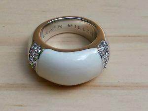 【送料無料】ブレスレット カレンクリスタルリングサイズブランドコストkaren millen crystal ring taglia small l nuovo di zecca costo 45