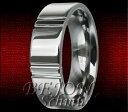 【送料無料】ブレスレットタングステンリングタングステン* nuovo * tungsteno anello 7mm tungsten * wr12 b *