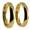 【送料無料】ブレスレット.タングステンエッチングリング2 anelli pesanti in wolframio fedi dorate vere incl incisione tungsteno 24159