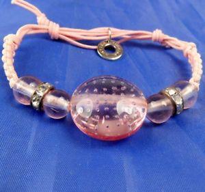 【送料無料】ブレスレット ファンタスティックハンドメイドピンクブレスレットfantastico antica murrina fatto a mano rosa braccialetto dellamicizia