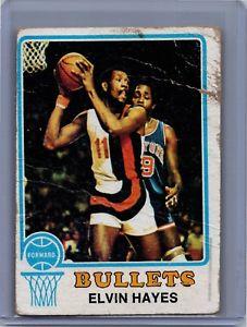 【送料無料】スポーツ メモリアル カード #ヘイズチーム197374 topps 95 elvin hayes team capital bullets