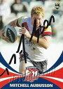【送料無料】スポーツ メモリアル カード シドニーーカードミッチェルデイリーテレグラフsigned 2011 sydney roosters nrl card mitchell aubusson daily telegraph