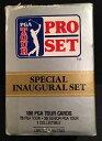 【送料無料】スポーツ メモリアル カード ヴィンテージ1990プロセットpga tourゴルフ100ゴルフカードカードvintage 1990 pro set pga tour golf cards 100 special inaugural golf cards