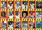 【送料無料】スポーツ メモリアル カード サザンプトンカップサッカートレーディングカードsouthampton 1976 fa cup winners football trading cards
