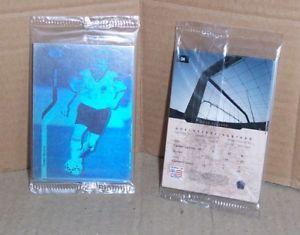 ホビー・スポーツ・美術, トレーディングカード  1994ud world cup soccer german hologram complete setof 6cards unopened1994 ud world cup soccer german hologram complete se
