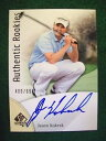 【送料無料】スポーツ メモリアル カード 2014sp authentic golfjason kokrak sp autograph authentic rookies 2014 sp authentic golf authentic rookies jason kokrak