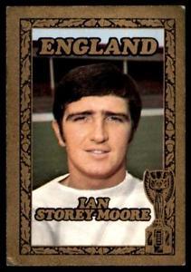 ホビー・スポーツ・美術, トレーディングカード  abc1970ianmoore nottinghamaamp;bc world cup footballers 1970 ian storeymoore nottingham forest