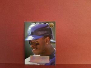【送料無料】スポーツ メモリアル カード 1994leaf gamers ken griffery jr1 nrmt tomint1994 leaf gamers ken griffery jr 1 nrmt to mint画像