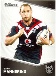 【送料無料】スポーツ メモリアル カード ートレーダーサイモンニュージーランド2014 nrl esp traders 155 simon mannering zealand warriors