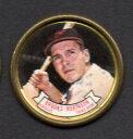 【送料無料】スポーツ メモリアル カード brooks robinsonコウライウグイス1964 topps coins 18brooks robinson orioles 1964 topps coins 18