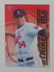 【送料無料】スポーツ メモリアル カード オーストラリアデールニルソン1995 futera abl australian baseball strikeforce firepower sffp9 dale nilsson