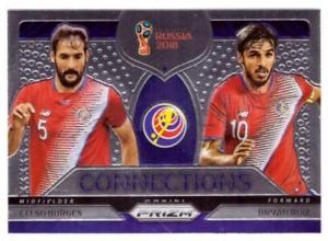 トレーディングカード・テレカ, トレーディングカード  panini prizm2018nrc4panini prizm world cupworld cup 2018 russia nrc4 card connections