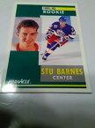 【送料無料】スポーツ メモリアル カード 19911992319 stuバーンズrc19911992 pinnacle 319 stu barnes rc