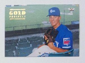 【送料無料】スポーツ メモリアル カード 1994futeraablオーストラリアcard115グレンウィリアムズ1994 futera abl australian baseball gold prospect insert card115 glenn williams