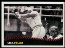 【送料無料】スポーツ メモリアル カード cecil fielder 2005ベネズエラwinter leagueステッカー171rrr