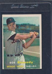 【送料無料】スポーツ メモリアル カード #ボブケネディタイガース1957 topps 149 bob kennedy tigers vgex 57t1491115152