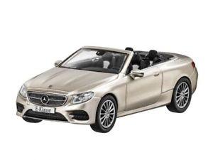 【送料無料】模型車 モデルカー スポーツカー ベンツクラスカブリオレモデルクルマシリーズoriginal mercedesbenz eklasse, cabrio modellauto baureihe a238 aragonitsil