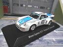 【送料無料】模型車モデルカースポーツカーポルシェカレラデイトナ#グレッグハーレースパークporsche 911 carrera rsr 30 daytona 1977 43 sieger gregg hurley resi spark 143