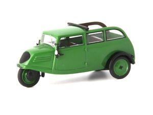 【送料無料】模型車 モデルカー スポーツカー カルトテンポステーションワゴングリーンautocult tempo e400 kombiwagen 1936 green 143 atc02008