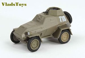 車・バイク, レーシングカー  eaglemoss 172 gaz ba64 light armored scout car soviet army, ussr r0096