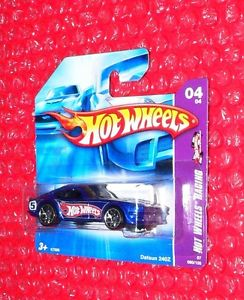 車・バイク, レーシングカー  2007 hot wheels datsun 240z hw racing 80 k76952517 short card