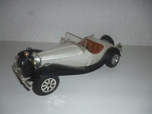 車・バイク, レーシングカー  majorette modellauto bugatti de la chapelle 124 678