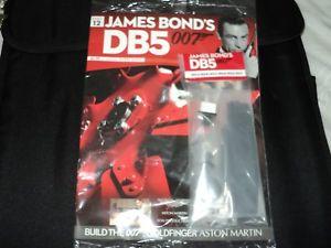 【送料無料】模型車 モデルカー スポーツカー ジェームズボンドビルドリアバルクヘッドファンクランクシャフトjames bond db5 007 build issue 12 rear bulkhead alternator fan crankshaft
