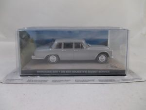 車・バイク, レーシングカー  eaglemoss james bond 007 collection ausgabe 32 mercedes 600 ovp